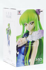 CODE GEASS LELOUCH OF THE REBELLION EXQ FIGURE C.C. BANPRESTO 2018