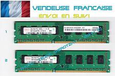 RAM DDR2 PC 8500 - 1066 MHZ - 2 Go/Gb - Dimm
