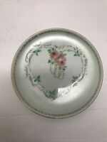 Vintage St.Regis  Fine China Handpainted Collectable Signed Plate