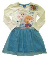 Langarm Größe 134 Elsa Mädchenkleider