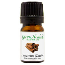 5 ml Cinnamon (Cassia) Essential Oil (100% Pure & Natural)  - GC/MS Tested