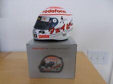 Rare! Jenson Button McLaren Mercedes Japan Gp 2013 Formula One Arai 1/2 Helmet