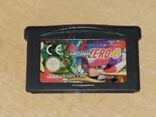 Megaman Zero 4 Nintendo Game Boy Advance GBA Cart Only **FREE UK POST**