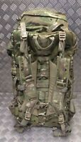 Genuine British Military Current Issue MTP Virtus 90 Litre GU Bergen Rucksack