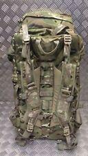 Genuine British Military Current Issue MTP Virtus 90 Litre GU Bergen Rucksack
