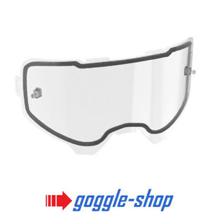 LEATT VELOCITY 6.5 MOTOCROSS MX GOGGLE LENS - CLEAR