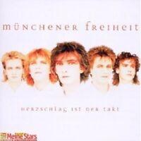"""MÜNCHENER FREIHEIT """"HERZSCHLAG IST DER TAKT"""" CD NEW"""
