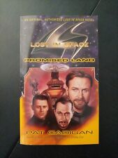 Lost in Space Digest: Promised Land by Pat Cadigan Paperback Like-Nw