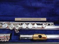 Gemeinhardt 2SP Student Flute Top Selling Refurbished Ready To Play I75796