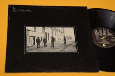 THE MODERNAIRES LP WAY OF LIVING 1°ST ORIG UK 1980 EX+ TOP GARAGE