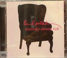 Paul McCartney - Memory Almost Full (CD 2007)