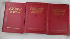 Vol 3,4 & 5, An Outline of Christianity the Story of Our Civilization 1926 Dodd