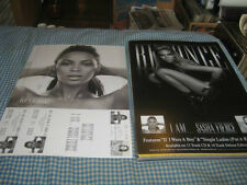Beyonce-(i am.sasha fierce)-1 Poster Flat-2 Sided-12X18-Nmint-Rare