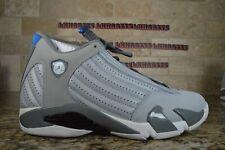 "BRAND NEW Nike Air Jordan 14 Retro ""Wolf Grey"" 487471-004 Size 10.5"