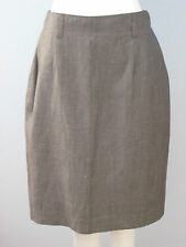 KARL LAGERFELD Size 12 (US) 42 (D) 16 (UK) Brown Fully Lined Skirt