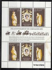 Ascension 1978 Sc 229 Coronation Turtle mint never hinged