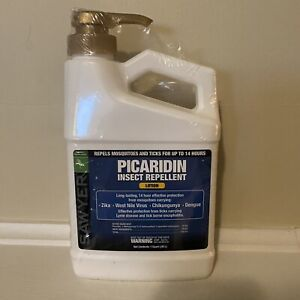 "SAWYER PRODUCTS - PICARIDIN Insect Repellent Lotion ""for Mosquitoes and Ticks"""