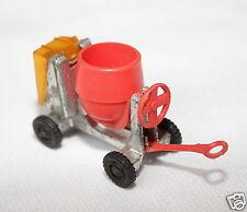 Corgi Juniors Modellbau Mobile Cement Mixer Mischbirne