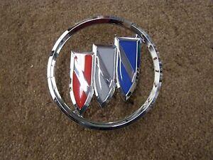 NOS OEM Buick Ornament Emblem Trim 1987 1988 1989 Skyhawk Century # 25527519