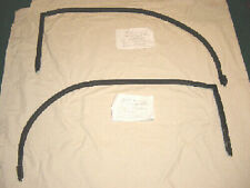 74,75,76,77,78 MUSTANG II ROOF RAIL WEATHERSTRIP NEW