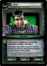Star Trek Ccg 2E Energize Sirol, Diplomatic Adversary 2R165