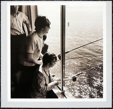 THE BEATLES POSTER PAGE . 1964 FISHING AT THE EDGEWATER INN SEATTLE . H46