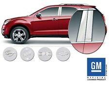 2008-2012 Chevrolet  Malibu GM Officially Licensed Pillar Post Trim Moulding NEW