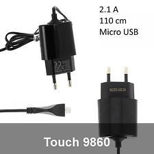 Chargeur Secteur Micro USB 2A pour BLACKBERRY Touch 9860