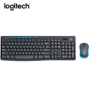 Logitech MK275 Wireless Mouse and Keyboard Combo Gaming Laptop PC Computer Set