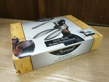 Professional Screwpull Lever Model Bottle Opener Corkscrew in Box