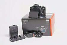 Sony Alpha 7R III 42.4 MP Digital Camera - Black (Body only)