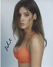 ADELE EXARCHOPOULOS SIGNED 'BLUE IS THE WARMEST COLOUR' 8X10 PHOTO w/COA PROOF