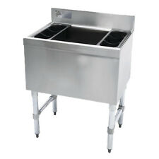 "Advance Tabco Sli-12-12 12"" Wide Underbar Basics Cocktail Unit"