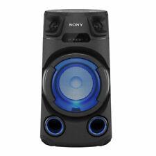 Sony MHCV13 Bluetooth Speaker Systems - Black