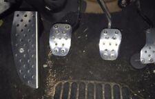 Renault Clio Aluminium Footrest Dead Pedal Cover X65 172 182 Sport Cup F1