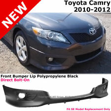 Toyota Camry 10-12 Front Bumper Lower Lip Spoiler Valance SE Style Replacement