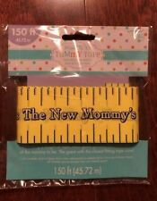 Mom To Be Tummy Tape Baby Shower Game - NEW