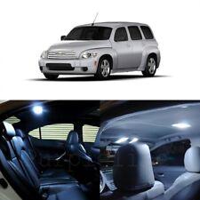 11 x White LED Interior Light Kit For 2006 - 2011 Chevrolet Chevy HHR + TOOL