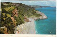 Postcard - ODDICOMBE BEACH, TORQUAY.     (Ref B10)
