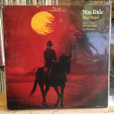[SOUL/JAZZ]~EXC LP~DAN SIEGEL~Nite Ride~{Original 1980~INNER CITY~Issue]~