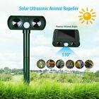 Solar Power Cat Repellent Scarer Deterrent Ultra Dog Fox Cat Pest Animal??????