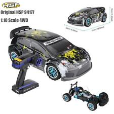 HSP 94177 1/10 4wd Off-road RC Car NITRO Powered Sport Rally Racing 18cxp Engine