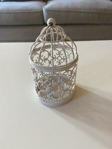 bird cage tea light holder 5.5 Inches Tall