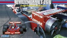 Fujimi 09154 GP-50 1/20 Formula One Model Kit Brabham BT46B Sweden GP 1978 #2