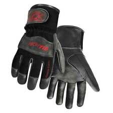 Steiner 0216 MegaMIG Premium Cowhide Welding Glove Cotton Lined Medium