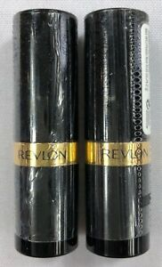 Revlon 205 Champagne On Ice Pearl Lipstick 0.15 oz each 2 Count NEW BJ