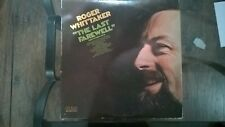 Roger Whittaker - The Last Farewell & Other Hits  Vinyl RCA AQL1-0855 RE 1 EX