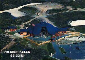 Postcard Norwegen Norway Norge Saltfjellet Polarkreis Arctic Circle Arktis Polar