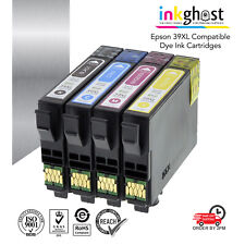 Ink 👻 39 XL Cartridge alternative for Epson Printer XP-2105 XP-4105 39XL Inks