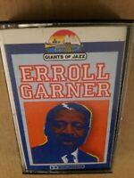 Erroll Garner : Giants Of Jazz : Vintage Cassette Tape Album From 1986